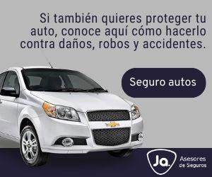 seguro de autos ja asesores